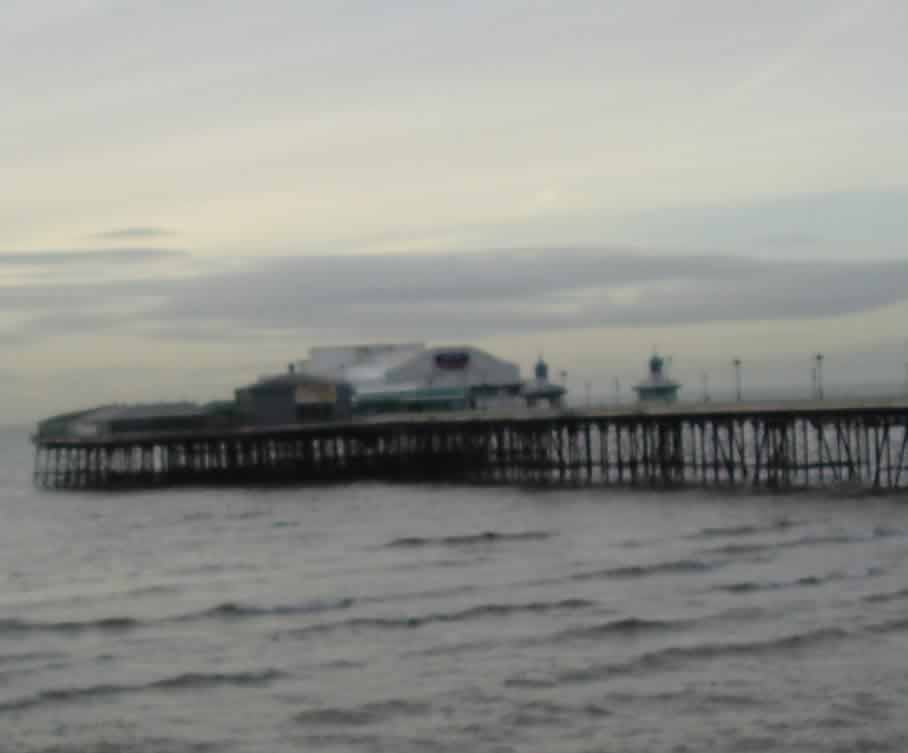 Blackpool Holidays - North Pier